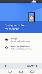LG D855 G3 - E-mails - Ajouter ou modifier votre compte Gmail - Étape 9