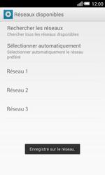 Alcatel Pop S3 (OT-5050X) - Réseau - utilisation à l'étranger - Étape 15