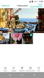 Wiko WIM Lite - Photos, vidéos, musique - Envoyer une photo via Bluetooth - Étape 8