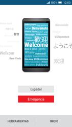 HTC One M9 - Primeros pasos - Activar el equipo - Paso 4