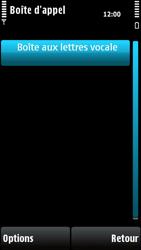 Nokia X6-00 - Messagerie vocale - configuration manuelle - Étape 9