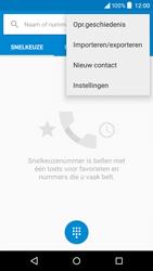 Alcatel OT-6039Y Idol 3 (4.7) - Voicemail - Handmatig instellen - Stap 5