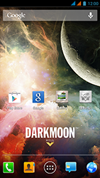 Wiko Darkmoon - Internet - Example mobile sites - Step 1