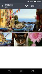 HTC One A9 - Photos, vidéos, musique - Envoyer une photo via Bluetooth - Étape 7