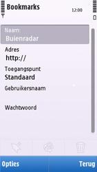 Nokia C6-00 - Internet - hoe te internetten - Stap 9