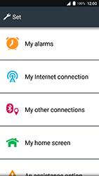 Doro 8035 - Internet - Disable data usage - Step 4