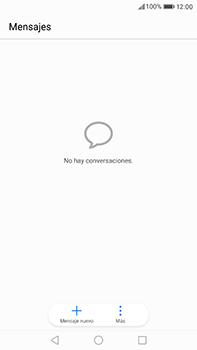Huawei P10 Plus - Mensajería - Configurar el equipo para mensajes de texto - Paso 3