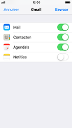 Apple iPhone 5s - iOS 12 - E-mail - e-mail instellen (gmail) - Stap 8