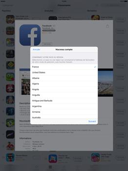 Apple iPad Pro 12.9 (1st gen) - iOS 9 - Applications - Télécharger des applications - Étape 8