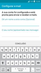 Samsung Galaxy Grand Prime - Email - Configurar a conta de Email -  18