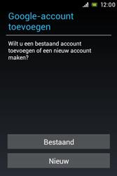 Sony ST23i Xperia Miro - Applicaties - Applicaties downloaden - Stap 4
