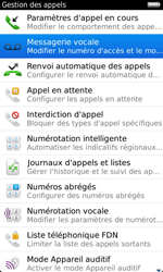 BlackBerry 9860 Torch - Messagerie vocale - Configuration manuelle - Étape 5