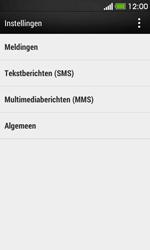 HTC Desire 500 - MMS - probleem met ontvangen - Stap 5