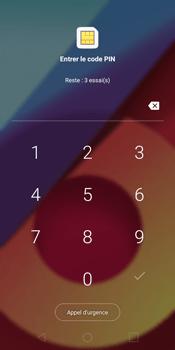 LG Q6 - Device maintenance - Effectuer une réinitialisation logicielle - Étape 4