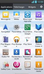 LG Optimus L5 II - Applications - Télécharger une application - Étape 3