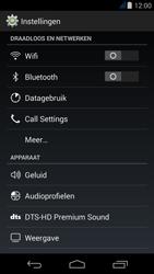 Acer Liquid Jade - Voicemail - Handmatig instellen - Stap 4
