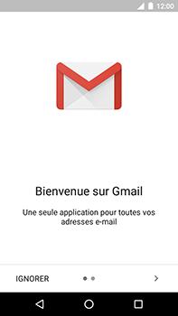 Motorola Moto E4 Plus - E-mails - Ajouter ou modifier votre compte Gmail - Étape 4