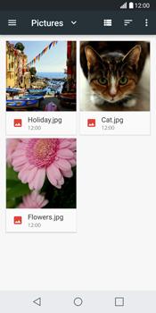 LG G6 - E-mail - Escribir y enviar un correo electrónico - Paso 16