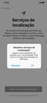 Apple iPhone XR - Primeiros passos - Como ligar o telemóvel pela primeira vez -  22