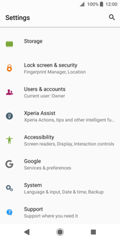 Sony Xperia XZ2 - Device - Software update - Step 5