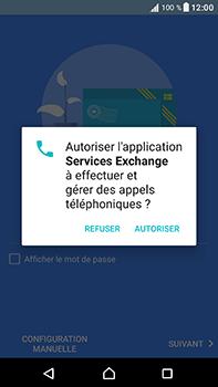 Sony Xperia XA1 Ultra - E-mails - Ajouter ou modifier votre compte Outlook - Étape 10