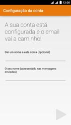 NOS SLIM - Email - Configurar a conta de Email -  20
