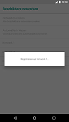 LG Nexus 5X - Android Oreo - Netwerk - Handmatig een netwerk selecteren - Stap 10