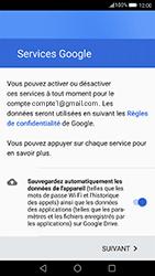Huawei P10 - E-mail - Configurer l