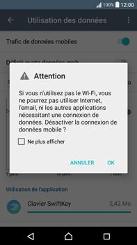 Sony F3211 Xperia XA Ultra - Internet - Activer ou désactiver - Étape 6