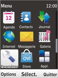 Nokia 6303i classic - Internet - Configuration manuelle - Étape 3