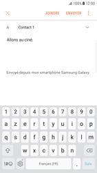 Samsung G925F Galaxy S6 Edge - Android Nougat - E-mail - Envoi d