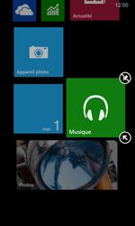 Nokia Lumia 635 - Applications - Personnaliser l