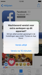 Apple iPhone 5 iOS 10 - Applicaties - Account aanmaken - Stap 26