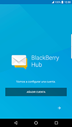 BlackBerry DTEK 50 - E-mail - Configurar Yahoo! - Paso 11