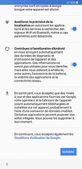 Samsung Galaxy Note 8 - Premiers pas - Configuration de l