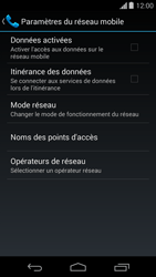 Motorola Moto G - Internet - activer ou désactiver - Étape 7