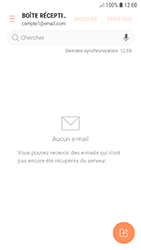 Samsung Galaxy A3 (2017) - Android Oreo - E-mail - envoyer un e-mail - Étape 4