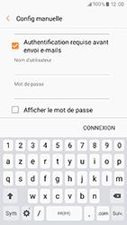 Samsung Galaxy A3 (2017) (A320) - E-mails - Ajouter ou modifier un compte e-mail - Étape 13