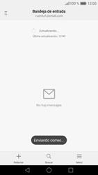 Huawei P9 Lite - E-mail - Escribir y enviar un correo electrónico - Paso 17