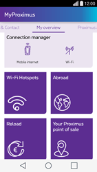 LG H420 Spirit - Applications - MyProximus - Step 20