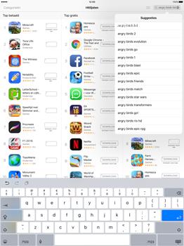 Apple iPad Pro 12.9 inch (Model A1671) - Applicaties - Downloaden - Stap 8