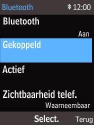 Nokia 220 - Bluetooth - Headset, carkit verbinding - Stap 8