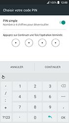 HTC U Play - Sécuriser votre mobile - Activer le code de verrouillage - Étape 9