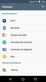 Sony Xperia L1 - Réseau - Utilisation à l