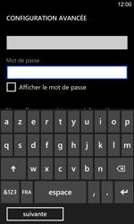 Nokia Lumia 925 - E-mail - Configuration manuelle - Étape 9