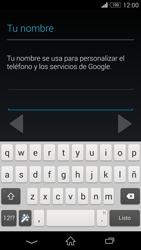 Sony Xperia Z3 - Aplicaciones - Tienda de aplicaciones - Paso 6