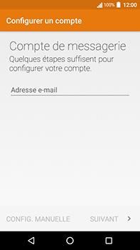 Acer Liquid Zest 4G Plus - E-mail - Configuration manuelle (yahoo) - Étape 5