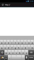 Acer Liquid E2 - Internet - Navigation sur internet - Étape 4