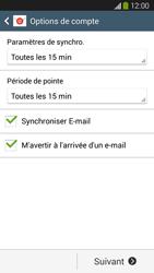 Samsung Galaxy Grand 2 4G - E-mails - Ajouter ou modifier un compte e-mail - Étape 17