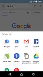 Sony Xperia X - Android Nougat - Internet - Navigation sur internet - Étape 21